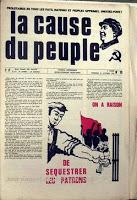 cause du peuple 1969