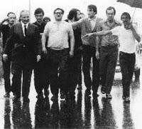 Operai Ignis Trento mettono fascisti alla gogna 30.7.1970