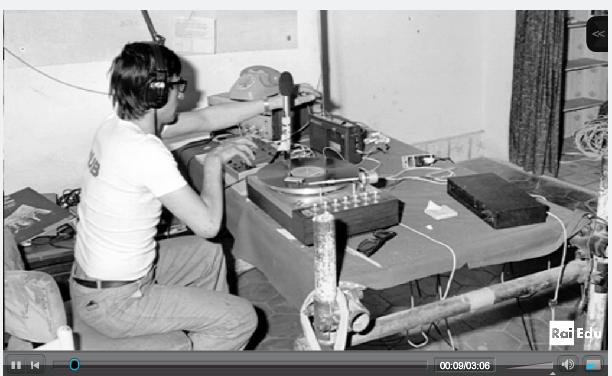 Αποτέλεσμα εικόνας για radio alice, 1977