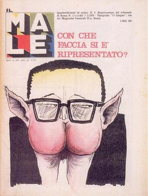Αποτέλεσμα εικόνας για Il Male, anni 70