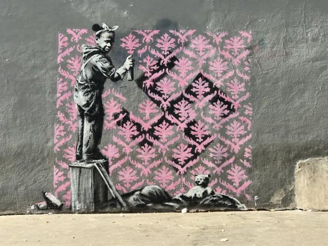 Banksy-Parigi